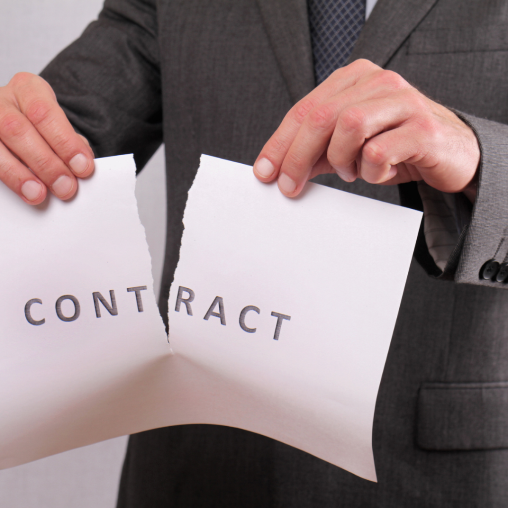 wypowiedzenie umowy leasingu - uregulowania umowne